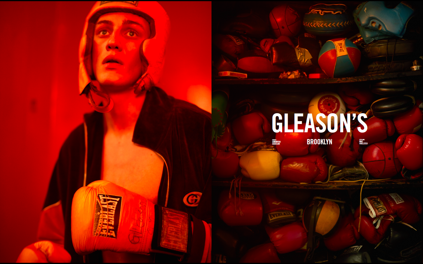 Icon Gleasons Boxing